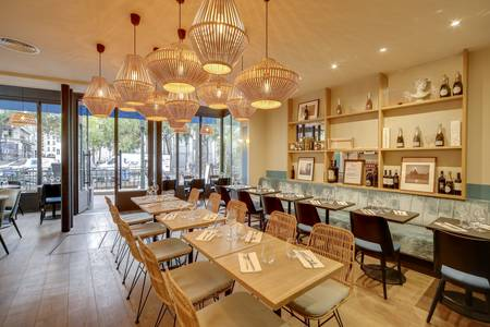 Pratolina - Restaurant, Restaurant Paris Grands Boulevards #0