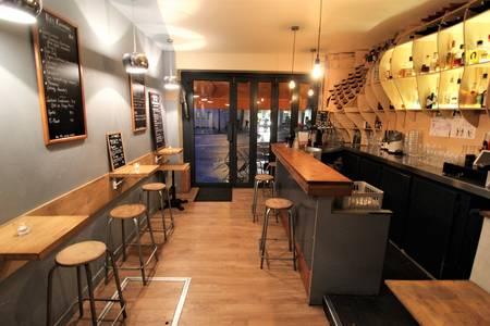 Le Comité, Bar Paris Buttes Chaumont #0