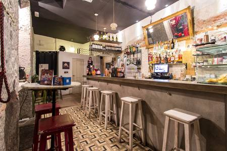 La Paralela Bar, Bar Madrid Malasaña #0