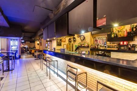 La Rue, Bar Madrid Pacífico #0
