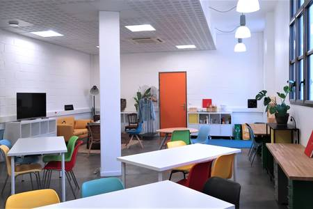 La Ruche, Salle de location Paris Belleville #0