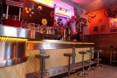 In Dreams Café, Bar Madrid Malasaña #0