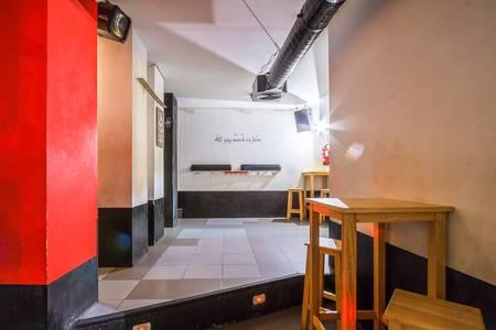 TBC, Bar Madrid Huertas  #0