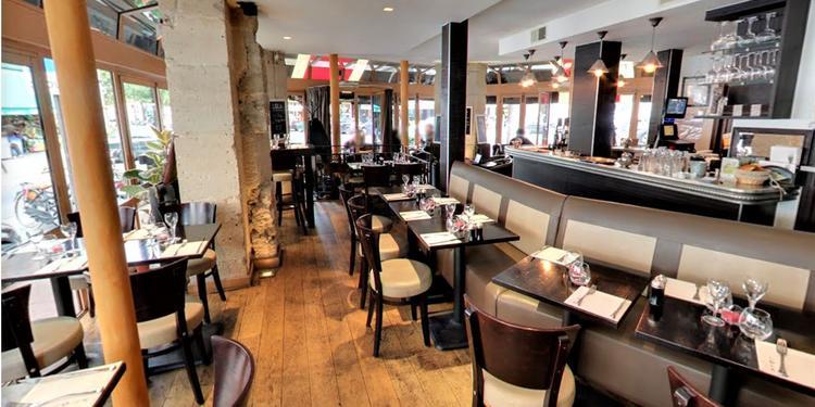 Brasserie Lola, Bar Paris Grenelle #0