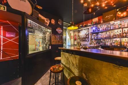 Malatesta, Bar Madrid La latina #0