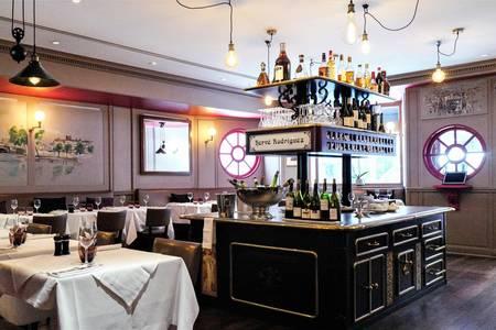 Le Jamin, Restaurant Paris Kleber #0