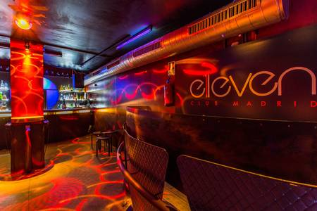Eleven, Bar Madrid Huertas #0