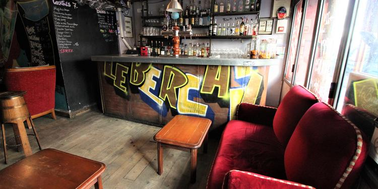 Le Bercail, Bar Paris Oberkampf #0