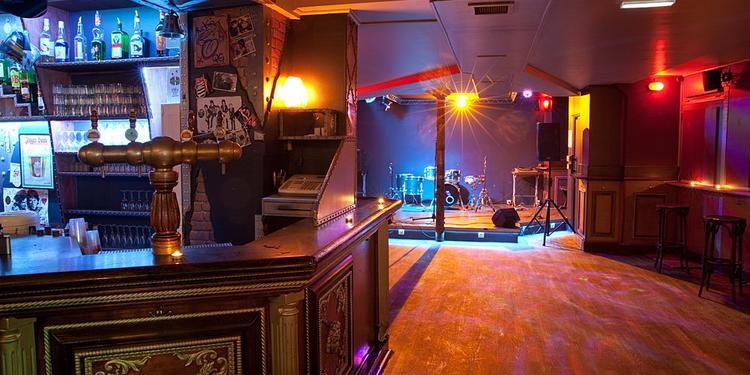 Le Quartier Général Oberkampf, Bar Paris Oberkampf #0