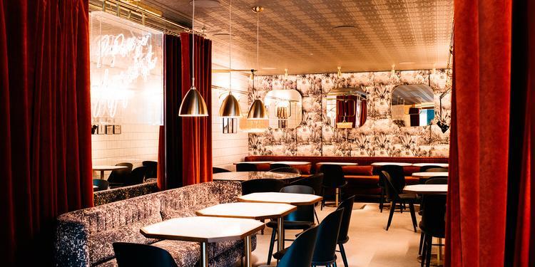 Café Comercial Madrid, Restaurante Madrid Bilbao #0