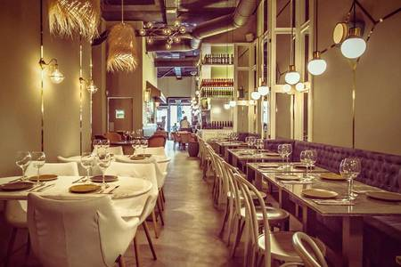 El escondite de villanueva, Restaurante Madrid Recoletos #0