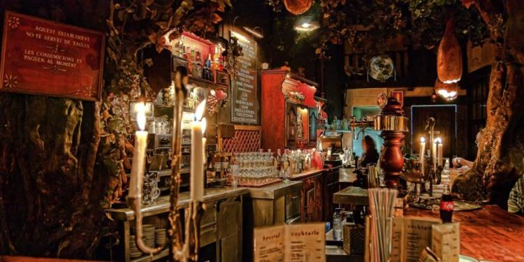 El Bosc de les Fades, Sala de alquiler Barcelona El Barrio Gótico #0
