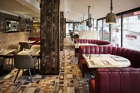 Hippo Wagram, Restaurant Paris Ternes #0