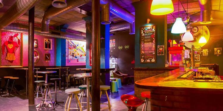 Polaroid Bar, Sala de alquiler Barcelona Barrio Gótico #0