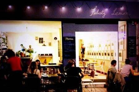 Le Felicity Lemon [Fermé], Bar Paris Belleville #0