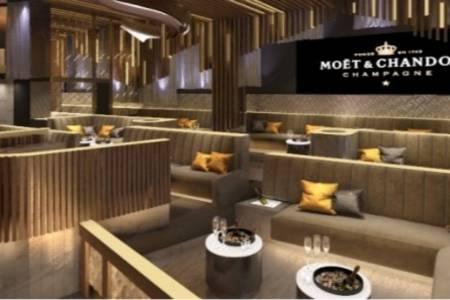 The Sutton Club & Gatsby Restaurant, Sala de alquiler Barcelona Sant Gervasi #0