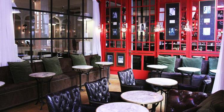 Cocktail Bar Rosso, Sala de alquiler Barcelona Sant Antoni #0