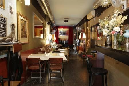 Foxy Bar, Sala de alquiler Barcelona El Raval #0