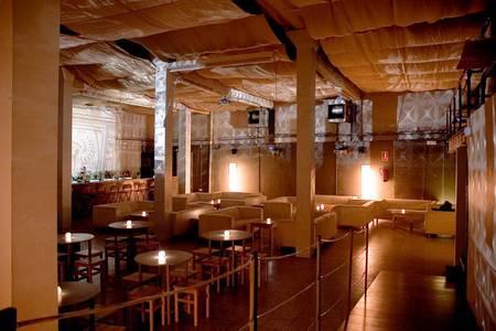 Mau mau Barcelona, Sala de alquiler Barcelona Poble Sec #0