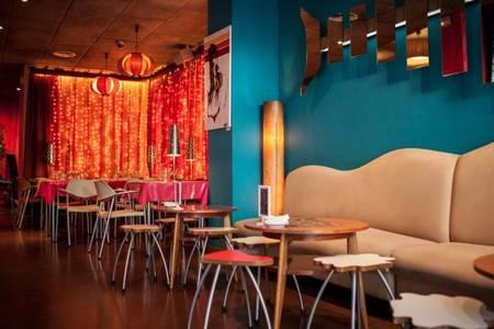 Rita Blue, Restaurante Barcelona Raval #0