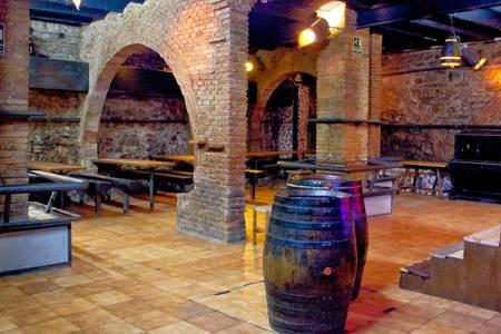 Sala L´Ovella Negra, Sala de alquiler Barcelona Poble Nou  #0