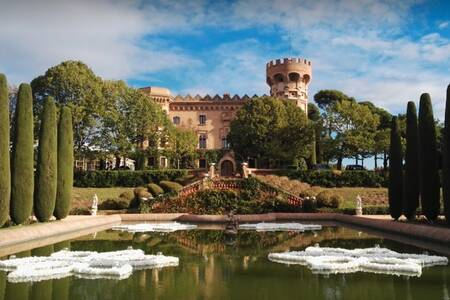 Castell de Sant Marçal, Sala de alquiler Cerdanyola Cerdanyola del Vallès #0