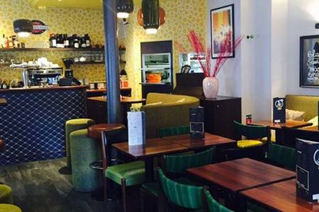 Le Gontran, Bar Paris Le Peletier #0