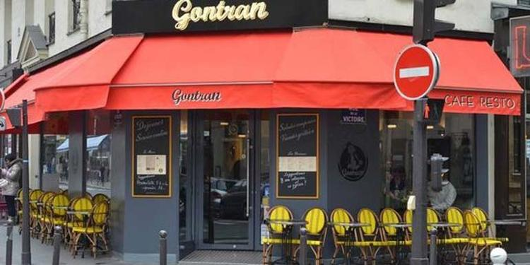 Le Gontran, Bar Paris Le Peletier #3