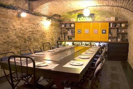 L'Òstia Barceloneta, Sala de alquiler Barcelona Barceloneta #0