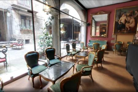 Palau Dalmases, Sala de alquiler Barcelona La Ribera  #0