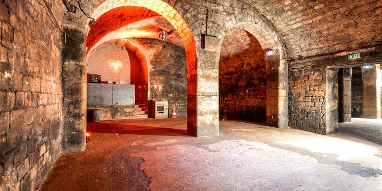 Les Caves Le Chapelais, Salle de location Paris Le Chapelais #0