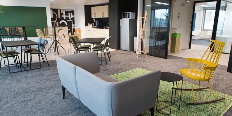 Secondesk - Creative Room Lounge, Salle de location Neuilly-sur-Seine La Défense #0
