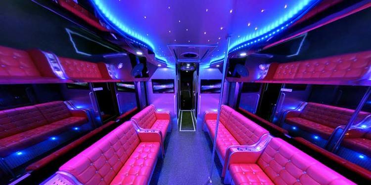 Partybus, Salle de location Paris Opéra #0