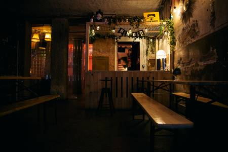 Super5, Bar Lyon  #0