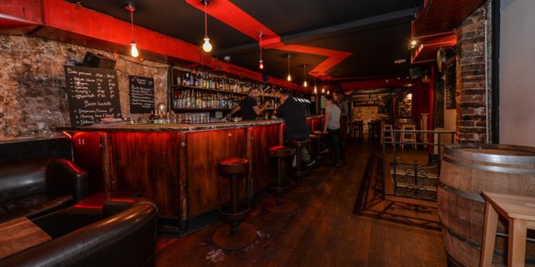 Le Red Factory, Bar Paris Bastille #0