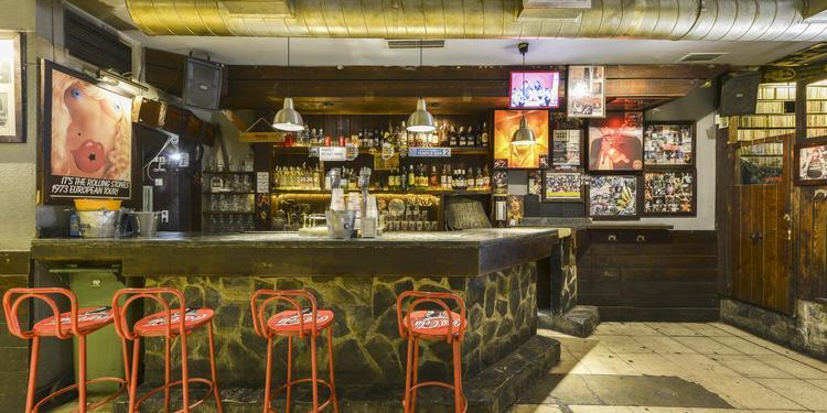 El Refugio Bar Madrid, Bar Madrid Bernabeu #0