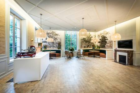 Les Belles Plantes - Restaurant, Restaurant Paris Jardin des plantes - Austerlitz #0