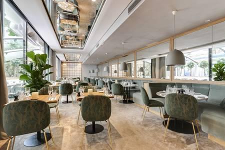 Le Flora Danica (privatisation complète), Salle de location Paris  #0