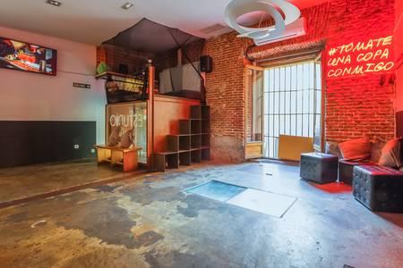 El Estudio de los Arquitectos, Bar Madrid Latina #0