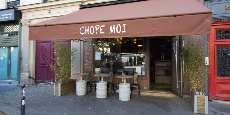 Le Chope-moi, Bar Paris République  #0