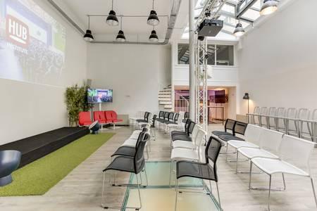 HUB LAB - La Conference Room, Salle de location Paris Miromesnil #0