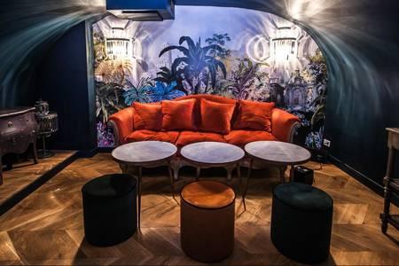 La Pompadour Cocktail Club, Bar Paris Montorgueil  #0