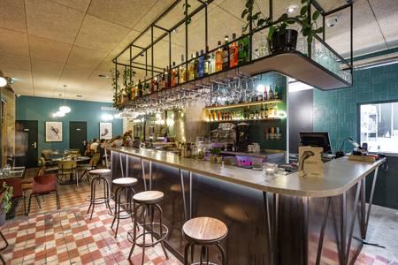 Ammazza, Bar Paris Sabin #0