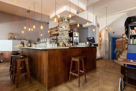 Le Beaumarchais, Bar Paris Bastille #0