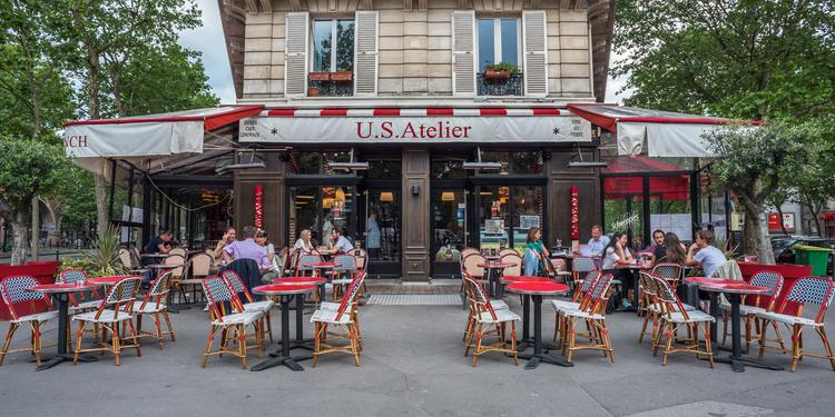 US Ateliers, Bar Paris Gare de Lyon #0
