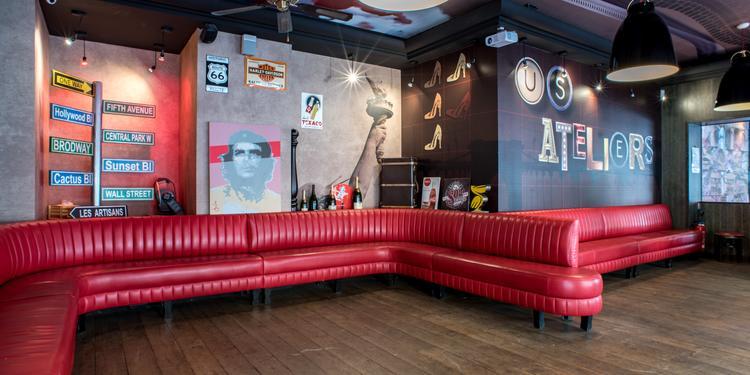 US Ateliers, Bar Paris Gare de Lyon #0