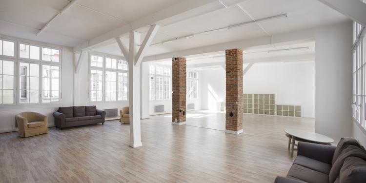 Loft Industriel Casa Italia, Salle de location Paris Jean-Pierre Timbaud #0