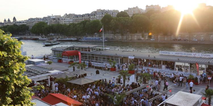 La Terrasse des Vedettes, Bar Paris Champs de Mars #0