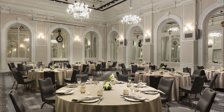 Hilton Paris Opera Baccarat Lieu A Privatiser En Ligne