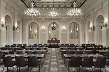 Hilton Paris Opéra : Baccarat, Salle de location Paris Opéra #0